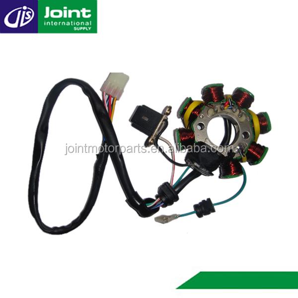 For Bajaj Pulsar 180 Parts Motorcycle Magnet Stator Coil