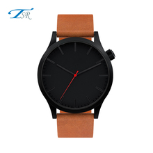 China factory new arrival rose gold stainless steel vintage roman style quartz women watch