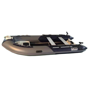CE certificate 10 people hypalon kaboat inflatable boat for sale