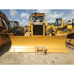 Used Caterpillar CAT D6D Bulldozer with Ripper for sale
