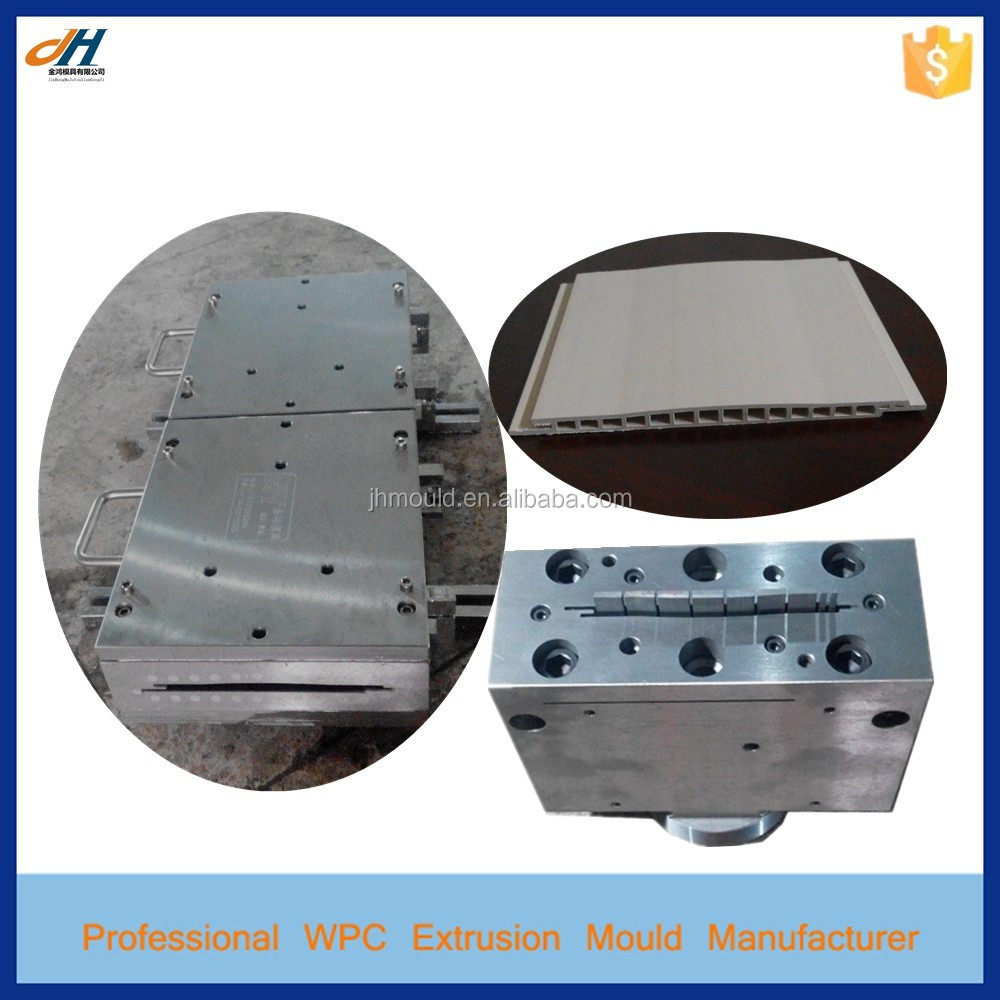 Extrusion Mould for PVC Wall Panel Interior Decoration