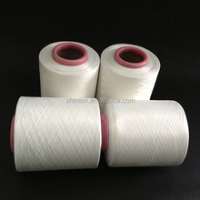 hand dyeable yarn for embroideray, polyester rat tail cord, super twist for cans