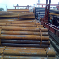 astm a53-a369 Mild steel straight seam welded steel pipe