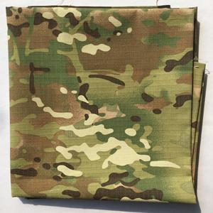 Uniform cloth material camouflage poly cotton textile cloth