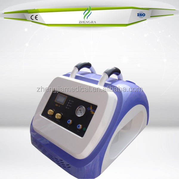 Most Popular handheld mini diamond microdermabrasion machine for beauty salon use