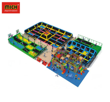 <span class=keywords><strong>Attrezzature</strong></span> Parco Giochi Al Coperto 40x26x4.9 m Indoor Parco <span class=keywords><strong>Trampolino</strong></span>