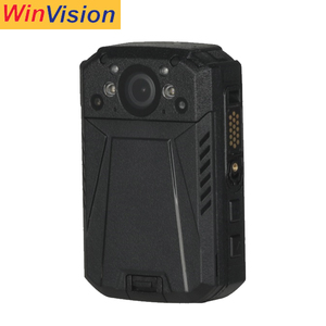 Dahua Brand 8x MPT200 Security Guard Police Wireless WIFI 4G Body Worn Camera with GPS