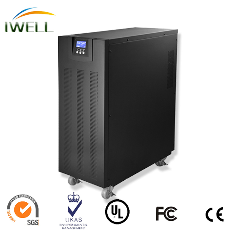 low frequency three phase ups 380v/220v online 10kva 20kva 30kva 60kvaups for Small and Medium-scale Network
