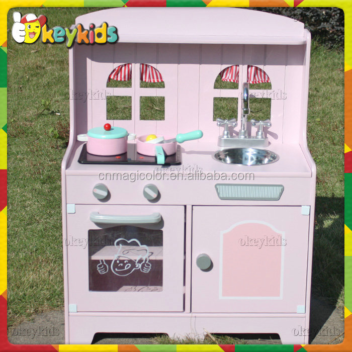 2016 wholesale kids wooden kitchen sets toy,role play baby wooden kitchen sets toy,fashion wooden kitchen sets toy W10C169