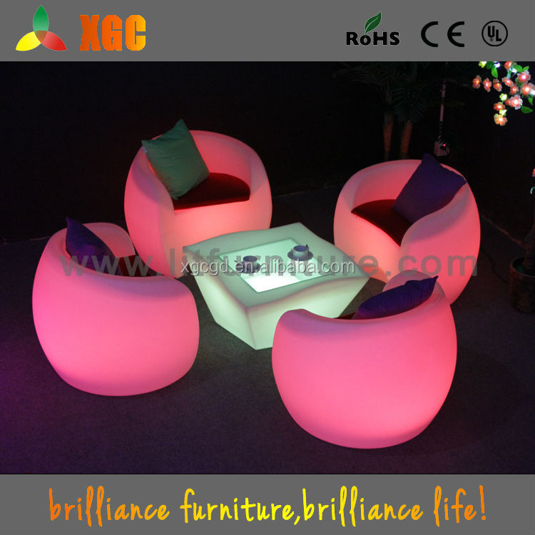 outdoor events furniture, plastic modern portable folding couch