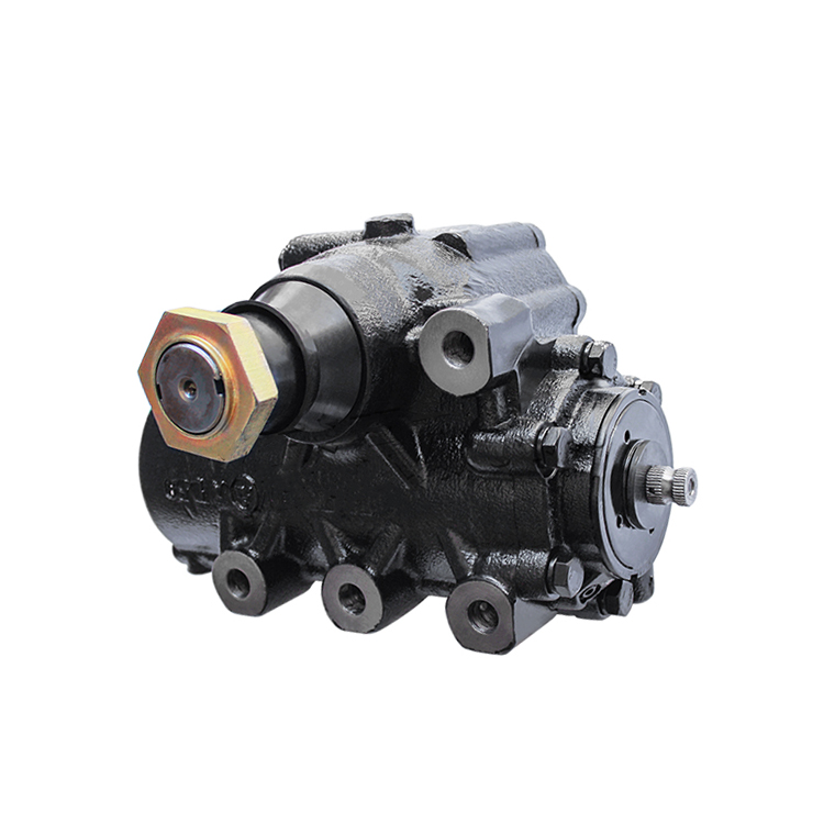 auto parts mechanical steering gear for construction machinery