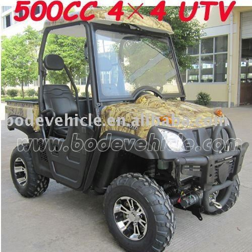 500cc utv 4x4 side by side go karts in china (MC-161)