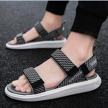 2019 New Fashion Style Summer Sandals Shoes  Beach Sandals Shoes For Men