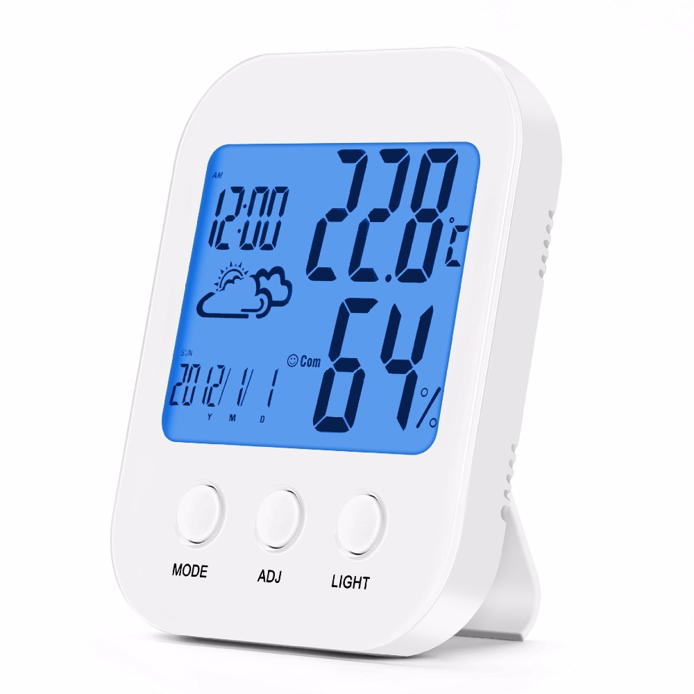 Indoor Digital Hygrometer Thermometer Suppliers And Manufacturers At