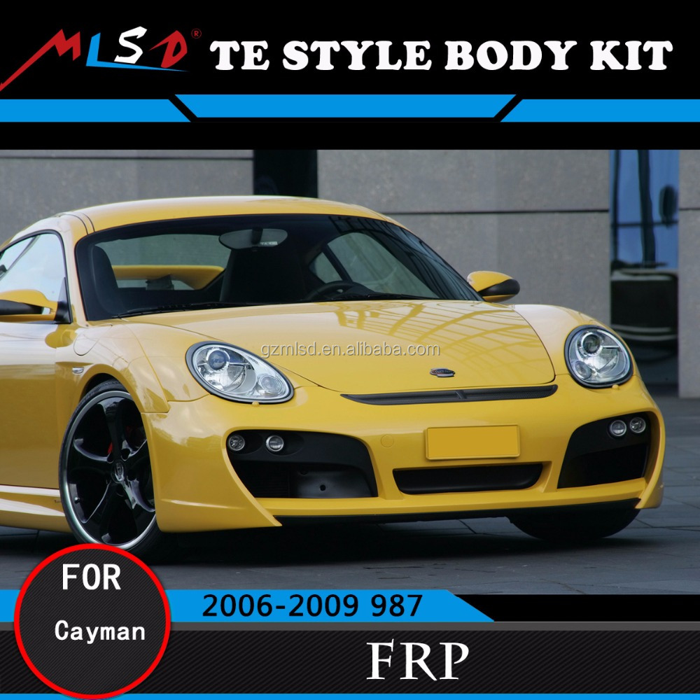 High Quality MLSD Hot Sale TA Style Body Kits for Porsche Cayman 987 06-09