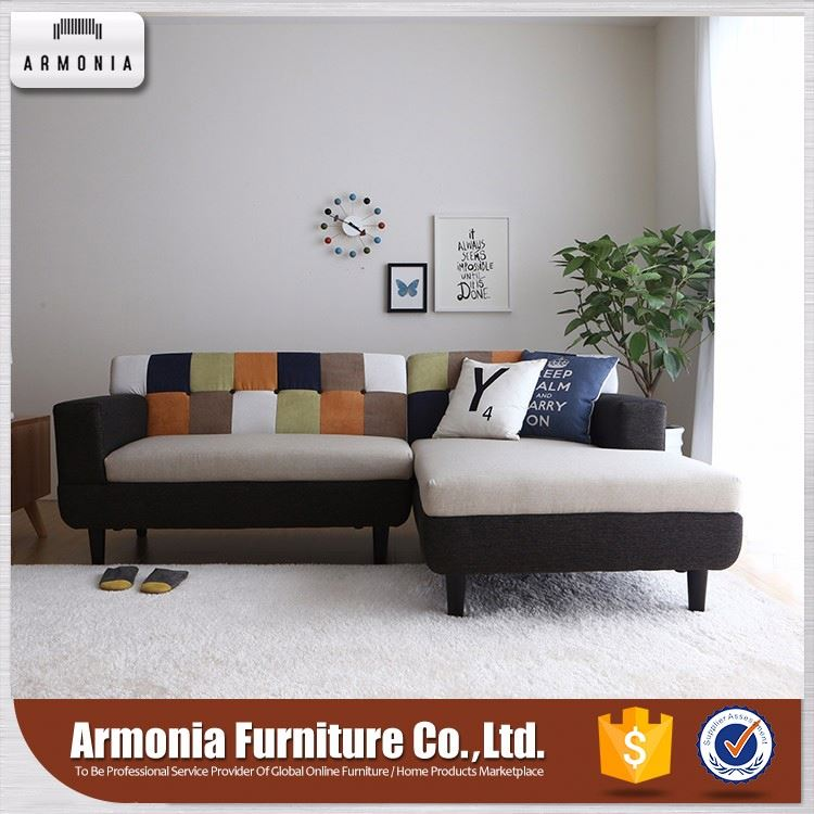 Supplies comfortable cheap fabric sofa for sale