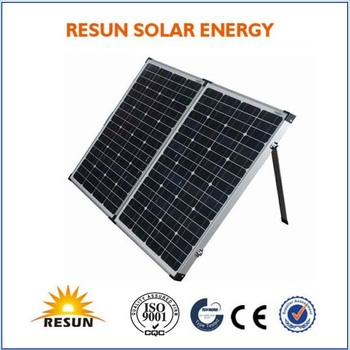 New Energy 90w portable solar panel Price