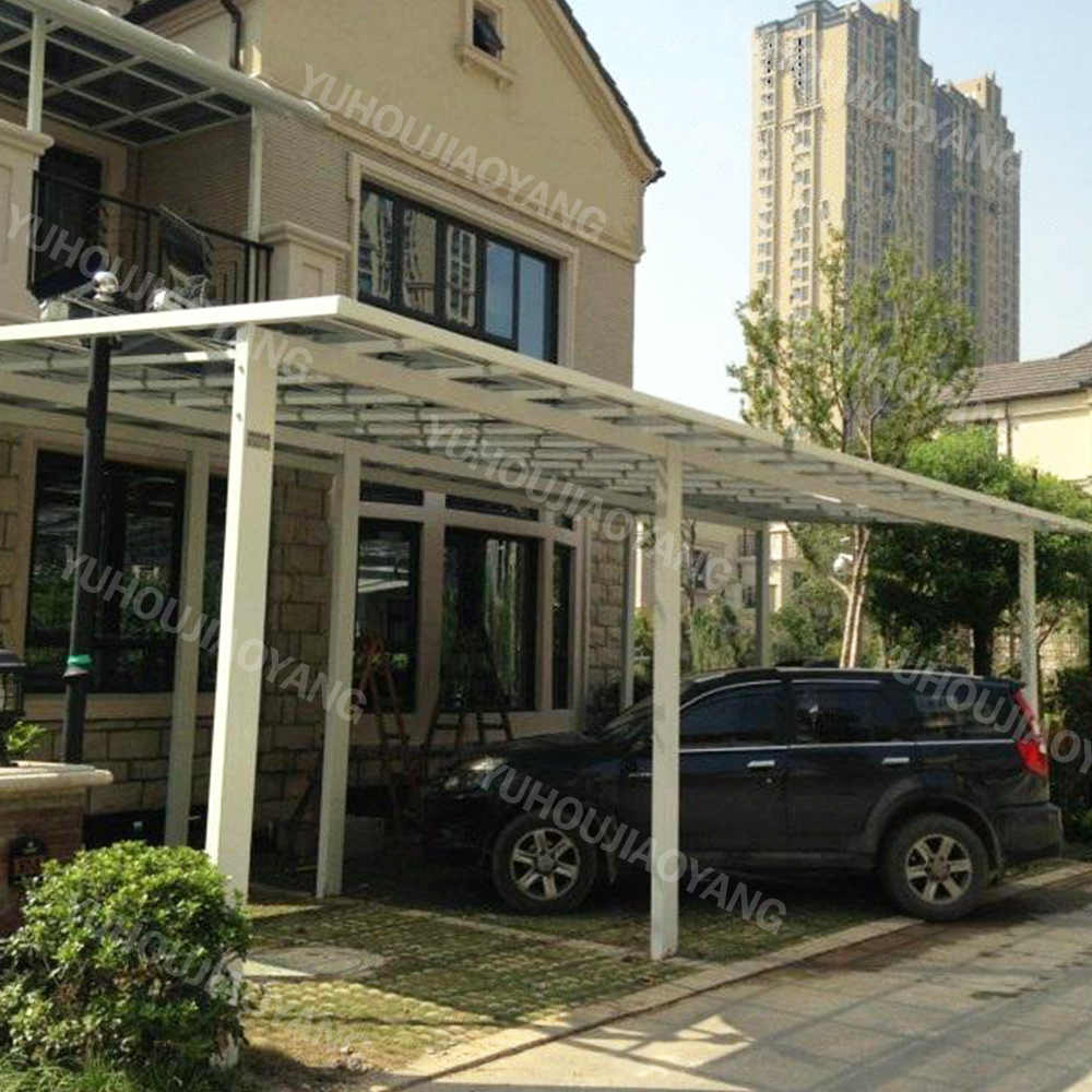 Newest design UV protection polycarbonate awning