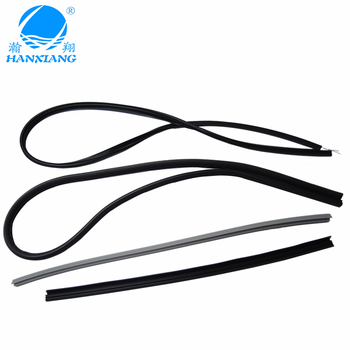 Factory manufacture low-temperature resistant rubber sealing strip for air cooler