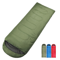 Hot Sale Comfortable Custom Winter Goose Down Wearable Mummy Sleeping Bag