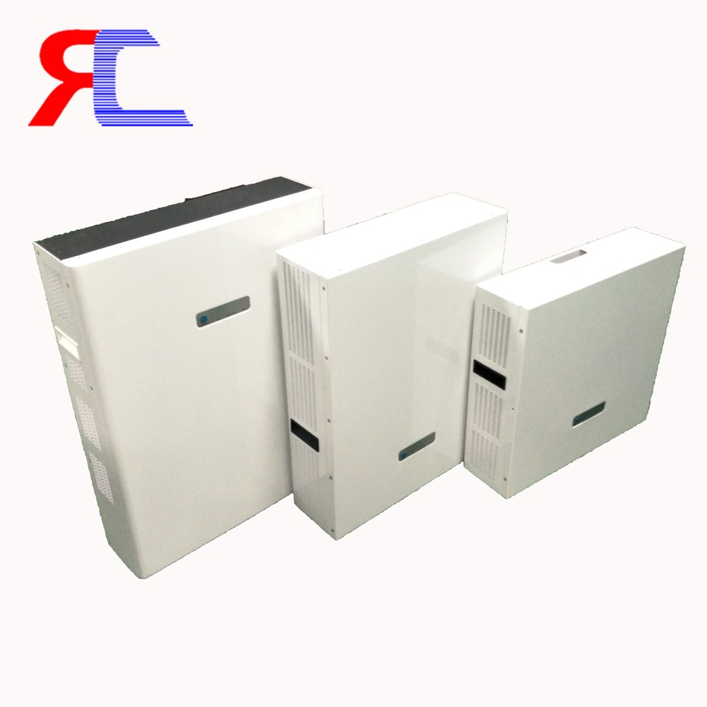 Wall-mounted 48v battery 50ah 100ah 150ah lifepo4 5kwh for smart solar system 48v