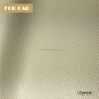 Fashion designs durable automotive quilted pvc leather for album
