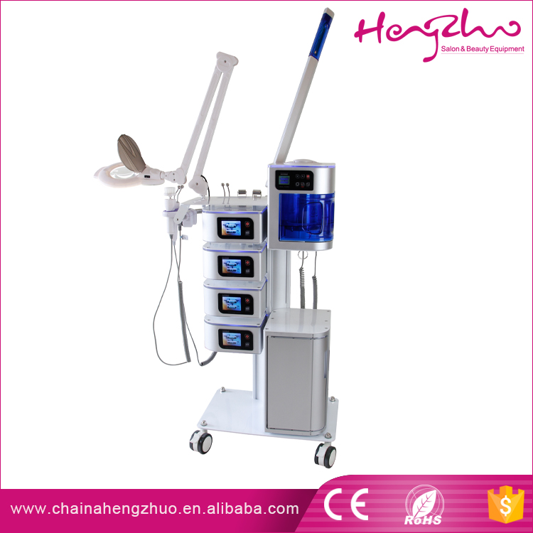 Facial machine multi functions beauty instrument 7 in 1 Customized