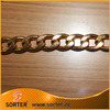 high quality new popular aluminum curb link chain