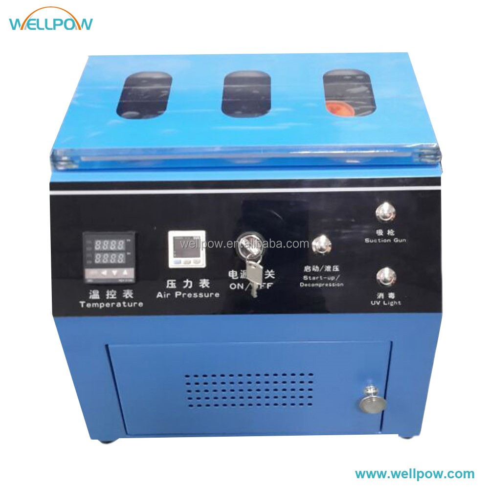 small Nano liquid coating Machine Vacuum waterproof for mobile phone