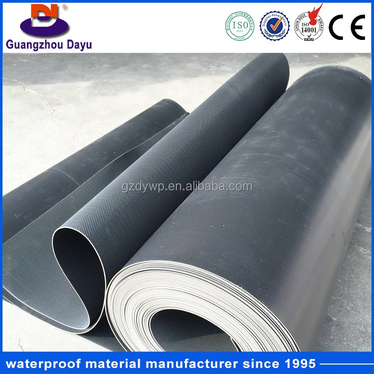Light Weight Waterproofing Materials Compound Geomembrane Manufacture
