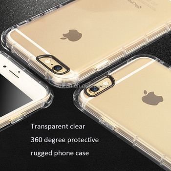 DFIFAN trending products 2017 shockproof case for apple iphone 6, tpu cover case for iphone 6s case