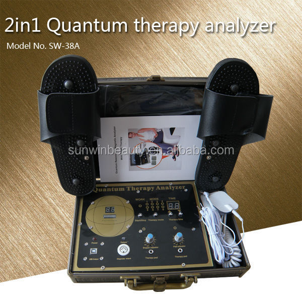tens machine therapy quantum analyzer health products