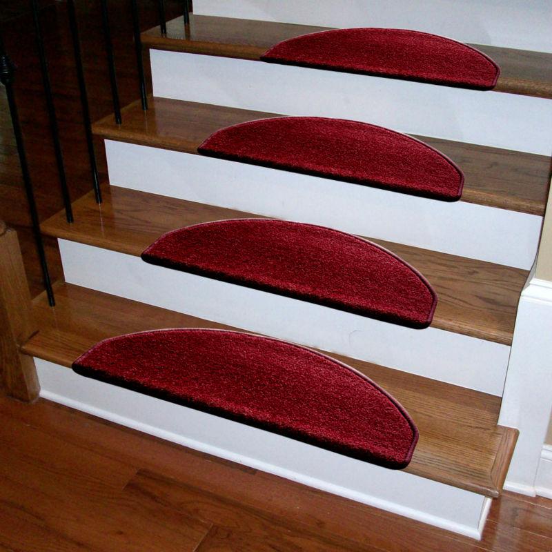 Rug Pad Runner Non Slip: Stair Tread Carpet Non Slip Mat Staircase Step Rug