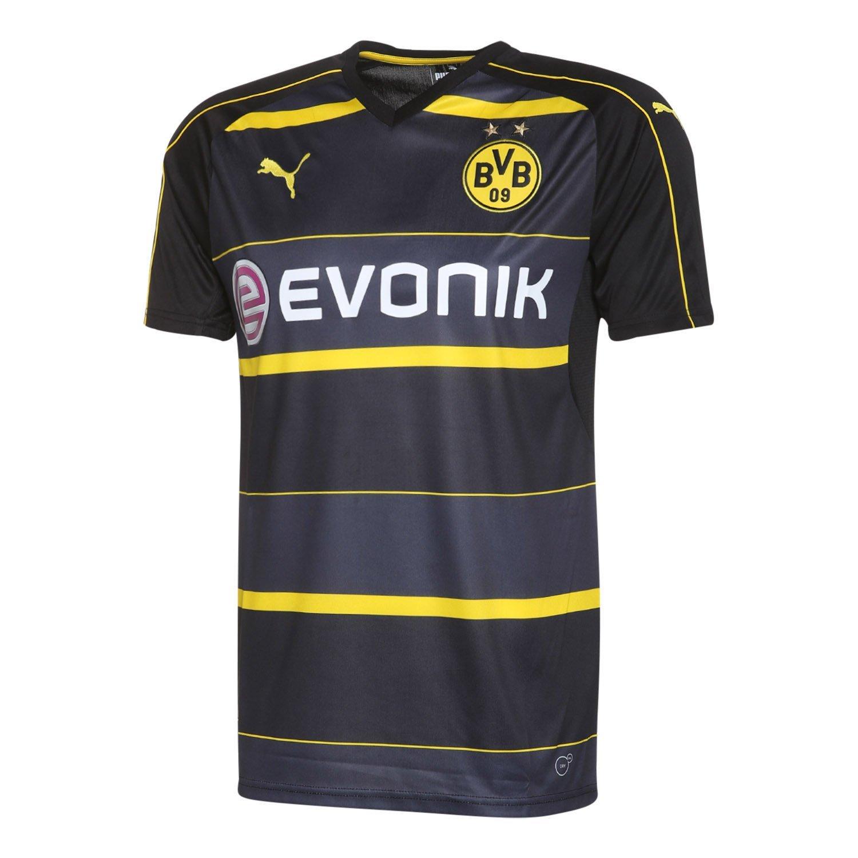 44af14484d2e Get Quotations · 2016-2017 Borussia Dortmund Puma Away Football Shirt