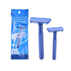 Double Edge Blade Prep Medical Razor With Comb