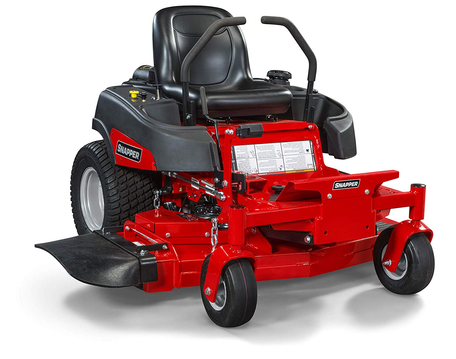 Get Quotations · Snapper 460Z 48-Inch 25HP Briggs & Stratton Commercial  Engine Zero Turn Lawn Mower,