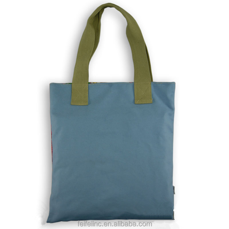 420 denier or 600 denier polyester shopping tote bag