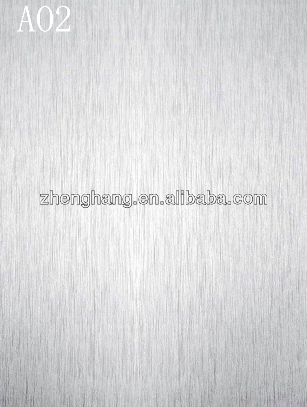 Metal Brushed HPL Laminate Sheet