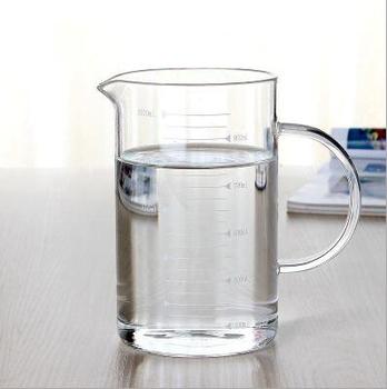 Beaker Gl Measuring Cup Glware Coffee Gles Cuccino Cups Latte Espresso