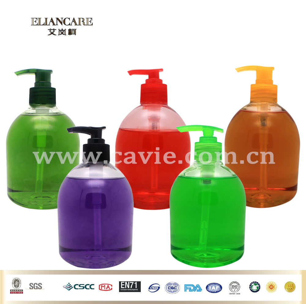 500ML Whole Sale OEM Liquid Hand Soap
