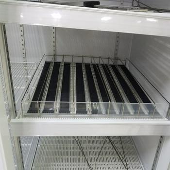refrigerator racks. refrigerator racks beverage gravity feed roller shelf system r