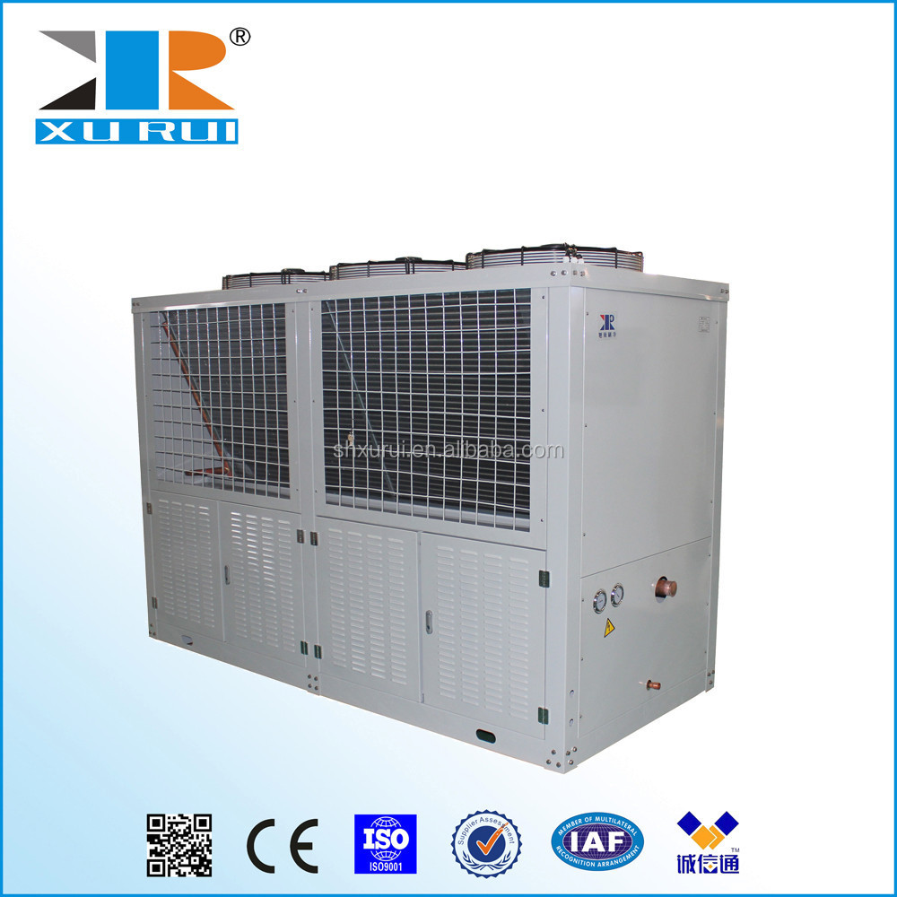 15 hp outdoor condensing unit , bitzer air-cooled condensing unit , bitzer -20