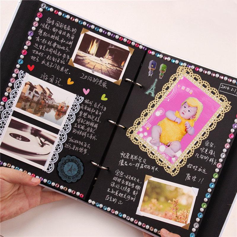 Preferenza Idee Album Fotografici Fai Da Te ~ Una Collezione di Idee per Idee  JO02