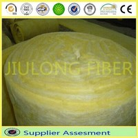 Fiber glass wool roll insulation with CE ceritificates,thermal glasswool insulation