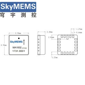 Navigation Accelerometers, Navigation Accelerometers