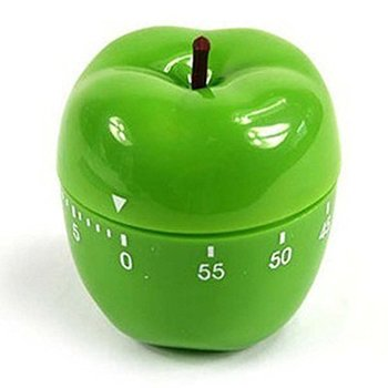 Kitchen Timer Various Styles For Choosing Cooking Ring Alarm , Apple Mechanical Timer