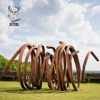 Flyer Sculpture Large Garden Corten Steel Sculpture For Sale Buy Garden Corten Steel Sculpture Garden Sculptures For Sale Corten Steel Sculpture Product On Alibaba Com
