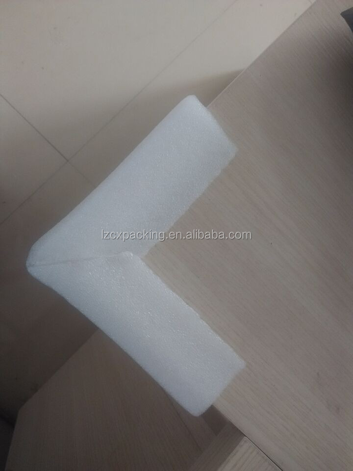EPE foam for furniture package edge protection
