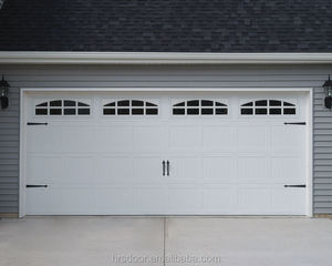Sectional Garage door window inserts
