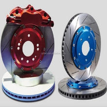 High performance floating brake disc rotor for cars